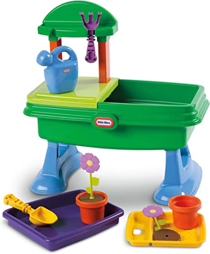 Little Tikes Garden Tool Set Pretend Play Toy learning Gift