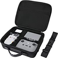 ProCase Hard Carrying Case for DJI Mini 2 / DJI Mini 2 Fly More Combo and Accessories, EVA Hard Shell Shockproof Travel…
