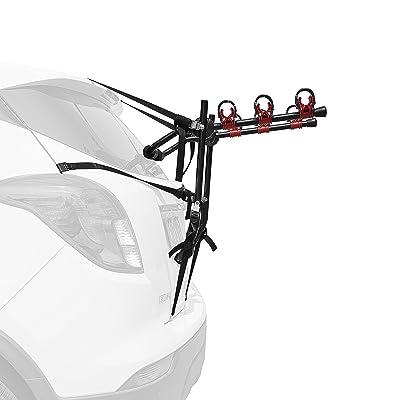 Blueshyhall Bike Carrier Trunk Mount Bike Rack for SUV Car Heavy Duty 3 Bike Carrier Mount : Sports & Outdoors