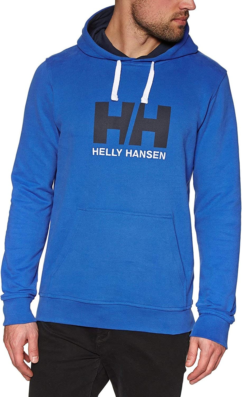 Helly Hansen Logo Hoodie Felpa Uomo