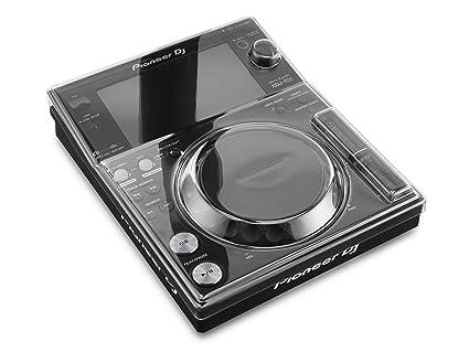 Decksaver DS-PC-XDJ700 - Tapa protectora para equipos: Amazon.es ...