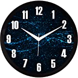 RAG28 11.75 Inches Designer Wall Clock for Home/Living Room/Bedroom/Kitchen (13019)