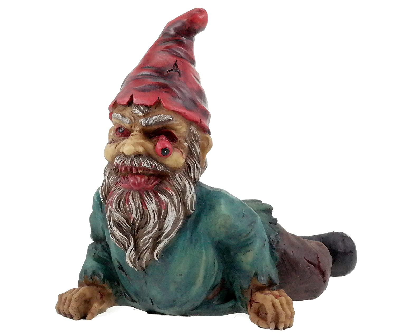 Manchester City Champ Gnome Statue Lawn Ornament Official Licensed Novelty Gift
