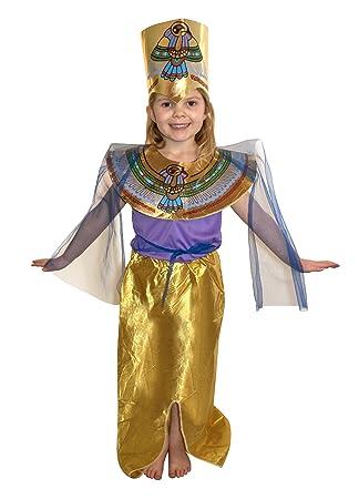 Queen of the Nile Costume | Medium (disfraz): Amazon.es: Juguetes ...