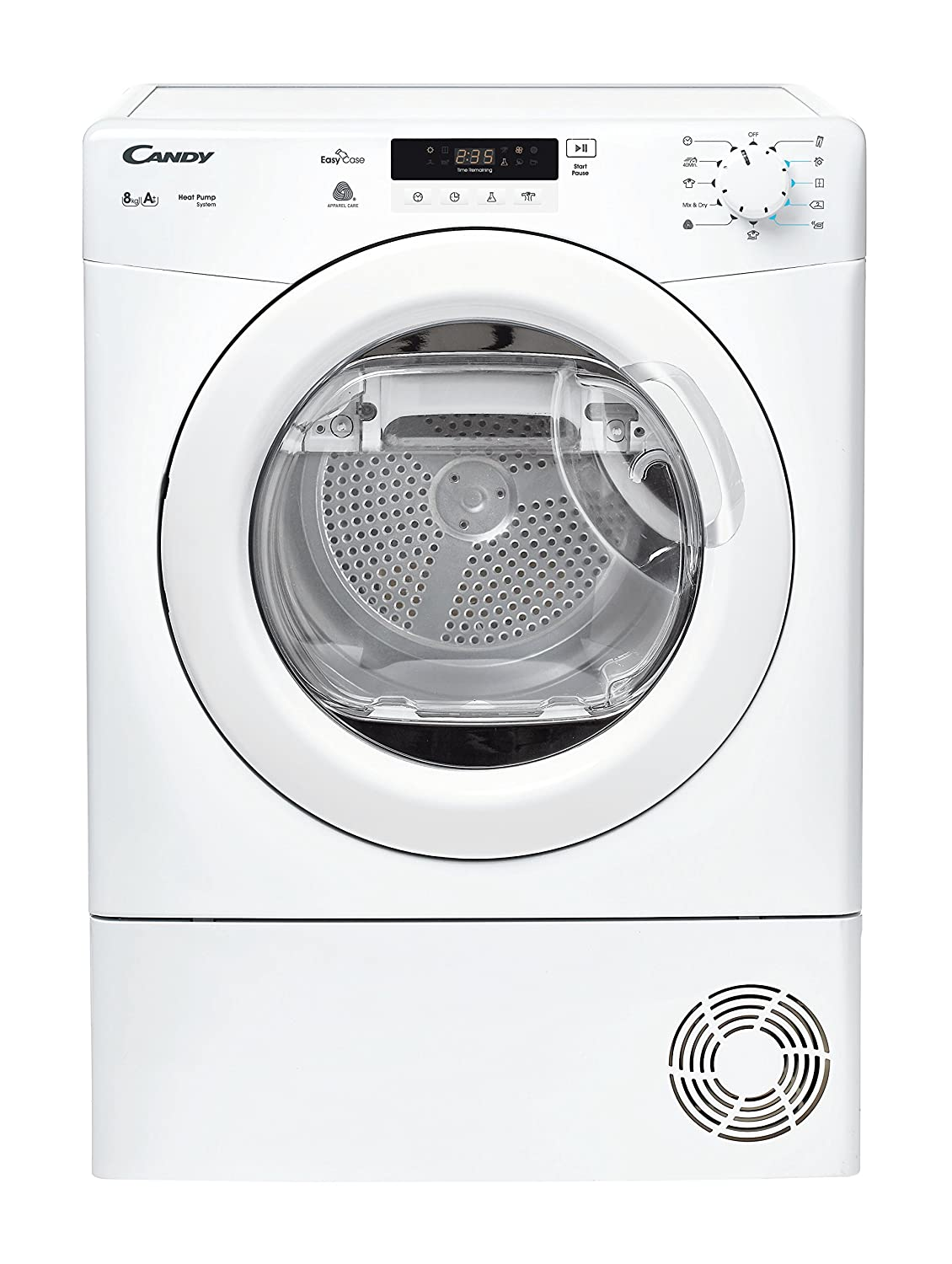 Candy SLH D813A2-S Independiente Carga frontal 8kg A++ Blanco ...