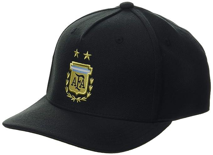 adidas Argentina Away FL Tapa, Black/clblue, OSFM: Amazon.es: Ropa ...