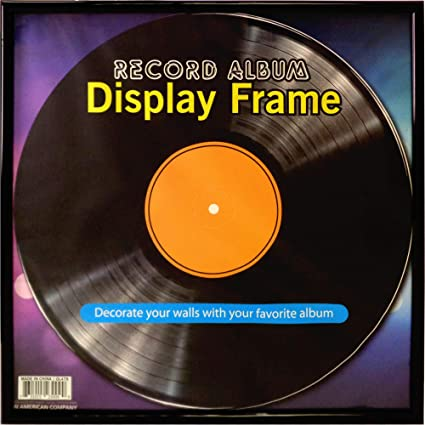 7b76db49bdb3 Square Deal Recordings   Supplies 12 quot  Glass Album Display Frame - for Vinyl  Records -