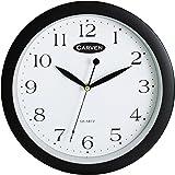 CARVEN 0283320 Wall Clock, Black 25CM