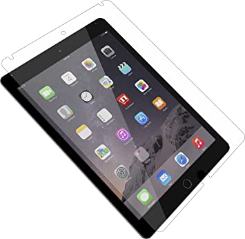 buy popular 188ca b394e OtterBox ALPHA GLASS SERIES Screen Protector for iPad Air 2 - Retail  Packaging - CLEAR
