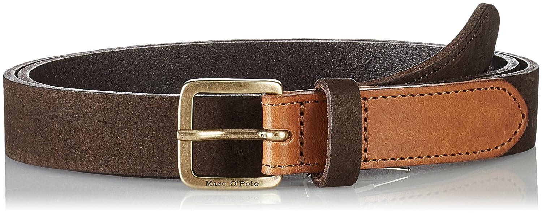 Marc OPolo 708836703043 Cinturón, earth brown 790, 85 para Mujer ...