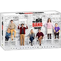 The Big Bang Theory: The Complete Series [Blu-ray]