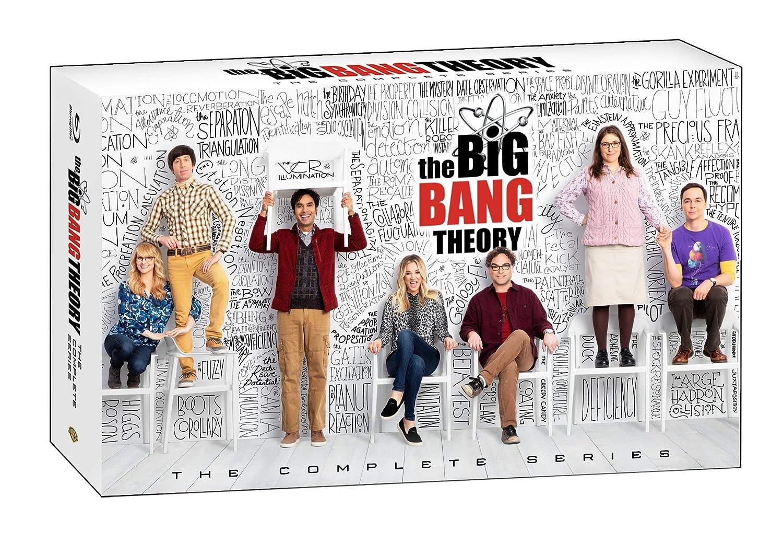 Big Bang Theory: Complete Series 25 Blu-Ray Edizione: Stati Uniti:  Amazon.it: Johnny Galecki, Jim Parsons, Kaley Cuoco, Simon Helberg, Kunal  Nayyar, Melissa Rauch, Mayim Bialik, Kevin Sussman, Johnny Galecki, Jim  Parsons: Film