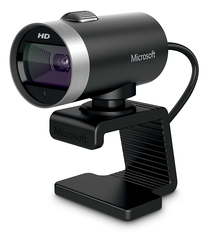 DXライブおススメのWebカメラ「Microsoft LifeCam Cinema」