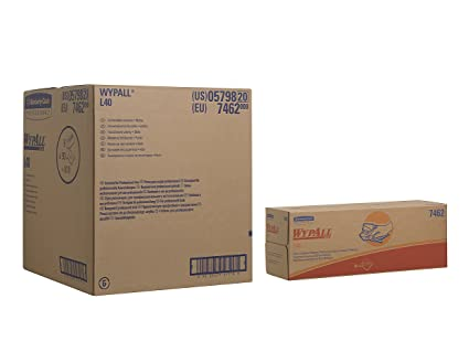 WYPALL* L40 Paños Airflex* en Caja Pop-Up (código 7462) 90