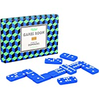 Ridley's Classic Double Six Dominoes Tile Game for Kids & Adults, 28Piece