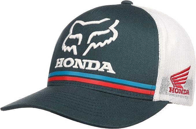 Fox Gorra Trucker Honda Snapback de Malla Camionero: Amazon.es ...