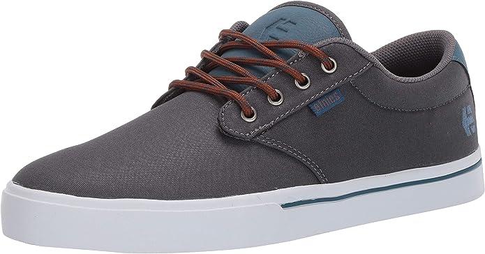 Etnies Jameson 2 Eco Sneakers Skateboardschuhe Grau/Blau/Weiß