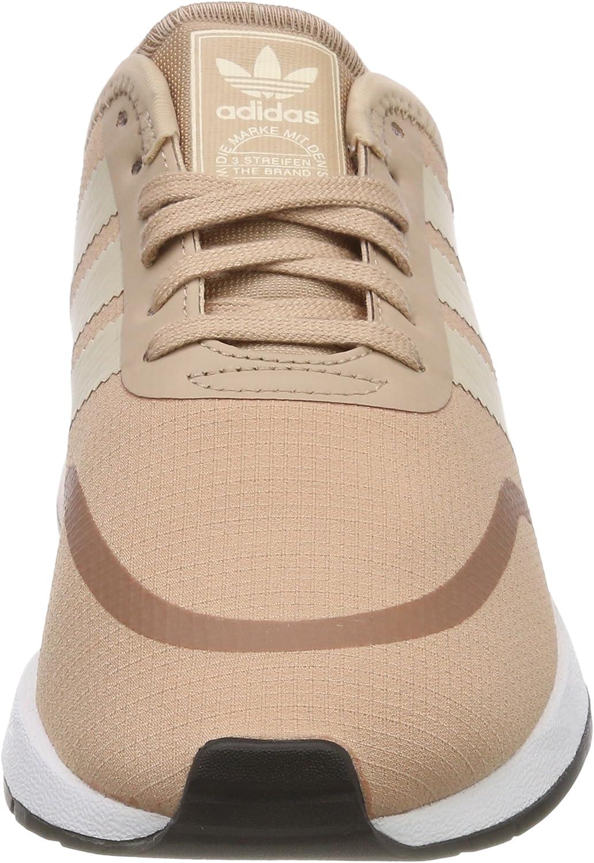 adidas N-5923 W, Chaussures de Fitness Femme Beige Ash Pearl S18 Linen S17 Ftwr White