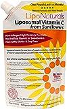 Lipo Naturals Liposomal Vitamin C   China-Free   No Artificial Preservatives   No Soy   30 Doses (15 Ounces)   Non-GMO   Made in U.S.A   Maximum Encapsulated Vitamin C Bioavailability   Real Results