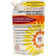 Lipo Naturals Liposomal Vitamin C | Non-Soy | China-Free | 15oz