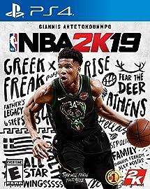 NBA 2K19 PS4: Video Games - Amazon com