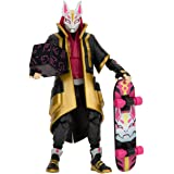 Fortnite Legendary Series, 1 Figure Pack - 6 Inch Drift Collectible Action Figure - Features 2 Harvesting Tools, 3 Weapons, 1
