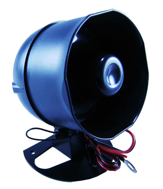 Omega Au70sl Multi Tone Siren With 20 Watt Output Car Multitone Electronics