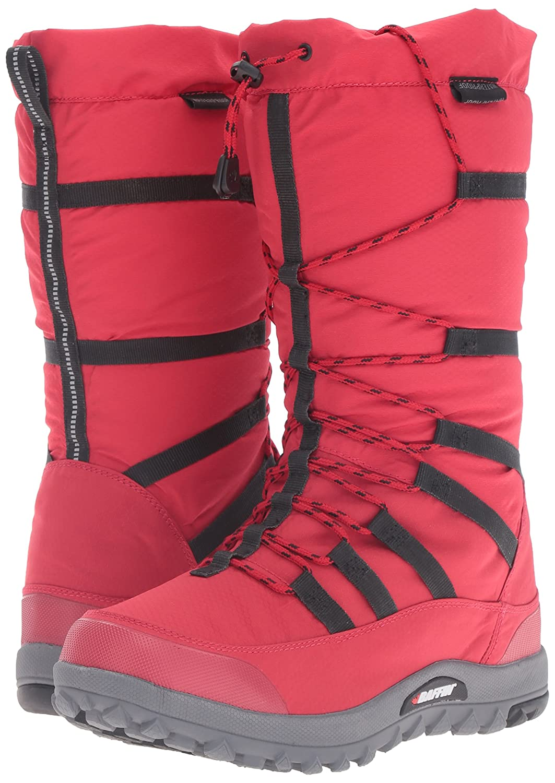 Baffin Women's B01BOWKAL6 Escalate Snow Boot B01BOWKAL6 Women's 6 B(M) US|Red ace441