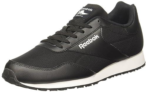 42295d484d5dc6 Reebok Men s Royal Dimension Black White Running Shoes - 11 UK India (45.5