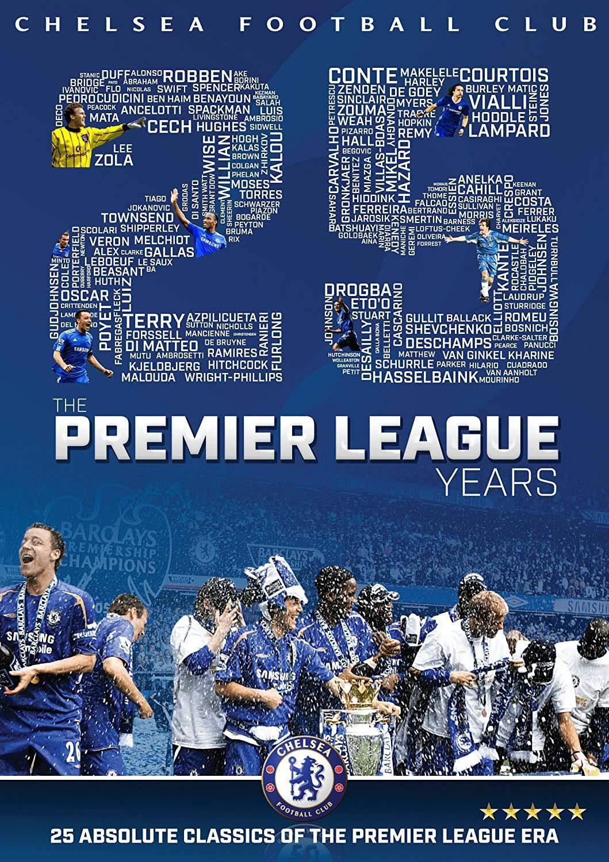 Chelsea FC The Premier League Years [DVD]