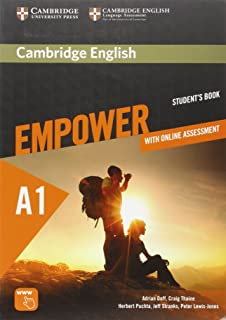 Cambridge English Empower for Spanish Speakers B1 Students Book with Online Assessment and Practice: Amazon.es: Doff, Adrian, Thaine, Craig, Puchta, Herbert, Stranks, Jeff, Lewis-Jones, Peter: Libros en idiomas extranjeros