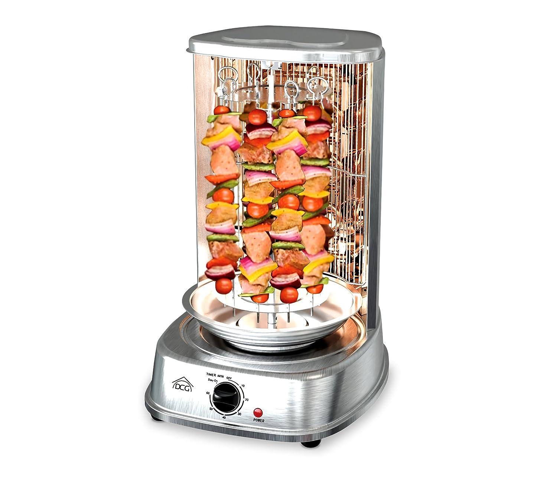 MB1022 Horno eléctrico 1200W vertical DCG para kebab pollo ...
