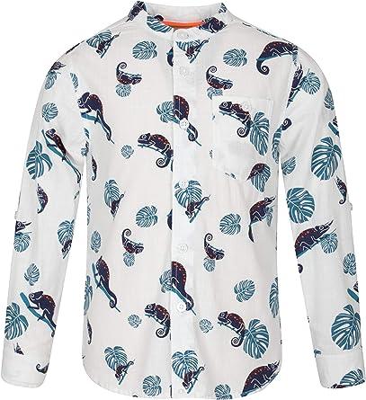 Mountain Warehouse Camiseta con Estampado Tropical Infantil ...