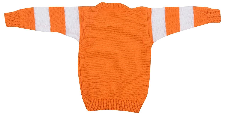 66b72b9c2 AKHIL   AARNA Baby Sweater and Jumper (Orange