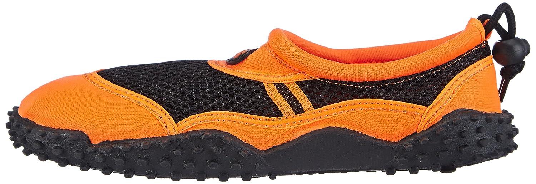 Zapatos de Aqua de Material sint/ético Mujer Surfschuhe f/ür Damen Playshoes Badeschuhe Aquaschuhe