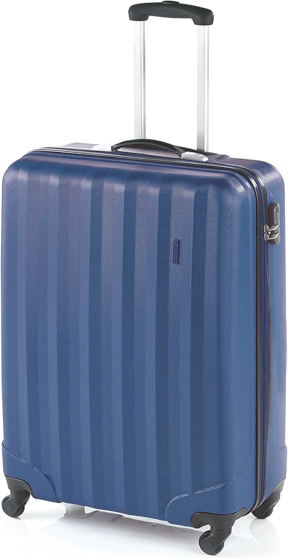 Maleta Jonh Travel 97 RUBINE cabina (low cost) azul