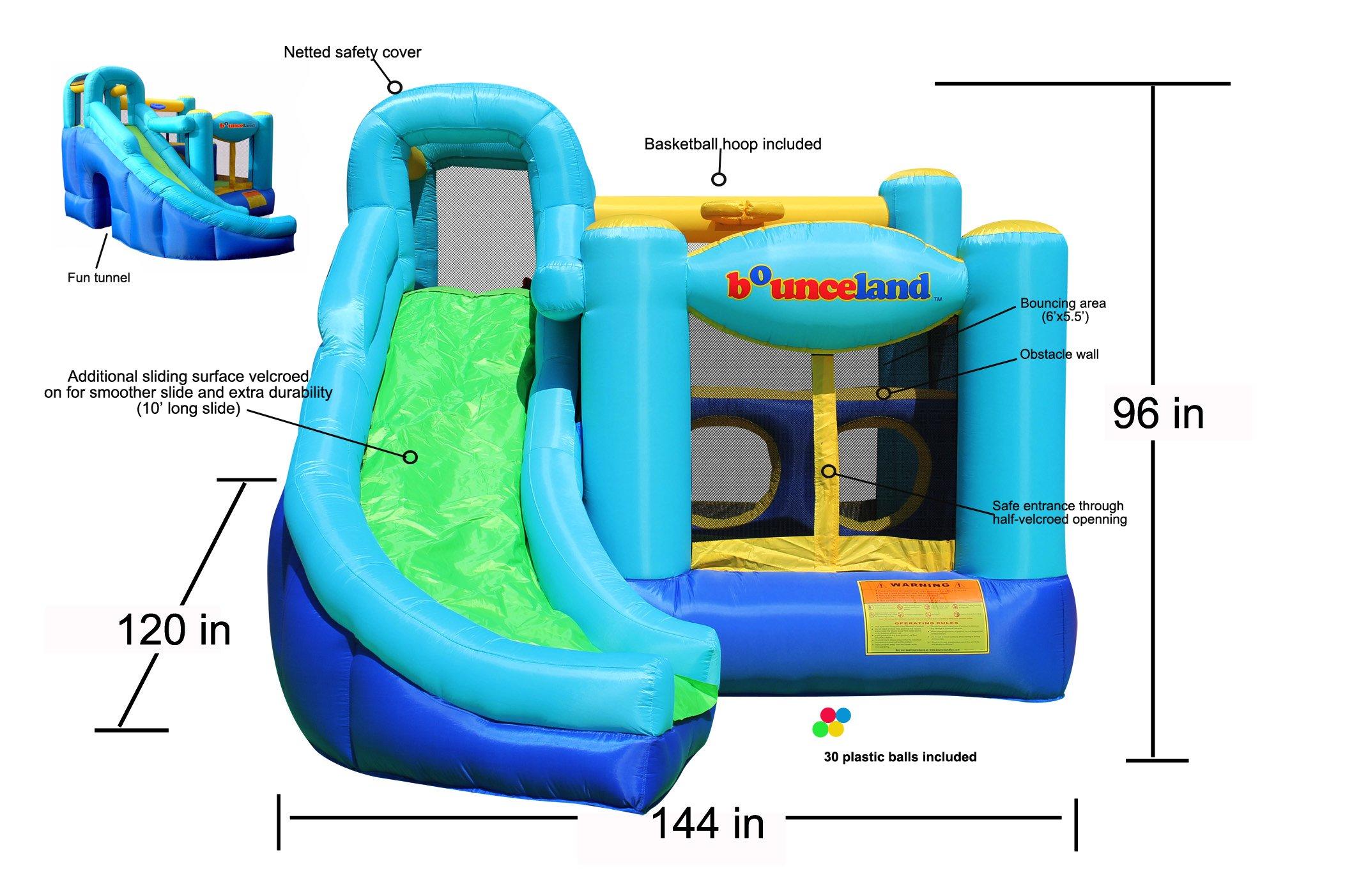 Ultimate Combo Bounce House