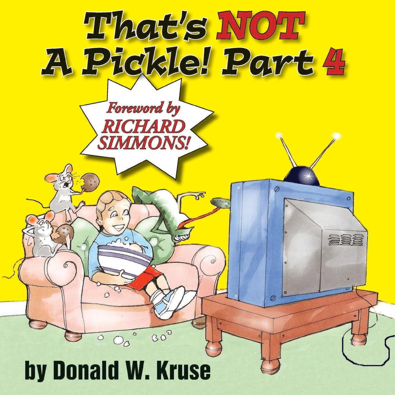 That's Not a Pickle! Part 4