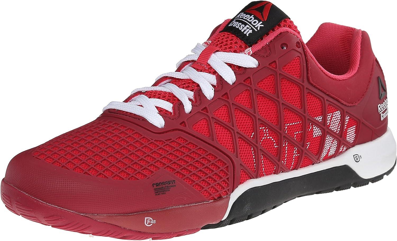 Reebok Zapatillas Deportivas R Crossfit Nano 4.0 Bing Cereza EU 37: Amazon.es: Zapatos y complementos