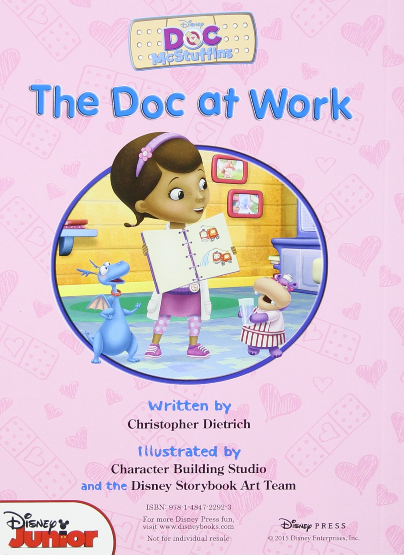 Doc McStuffins: Doc on Call: Board Book Boxed Set by DISNEY (Image #6)