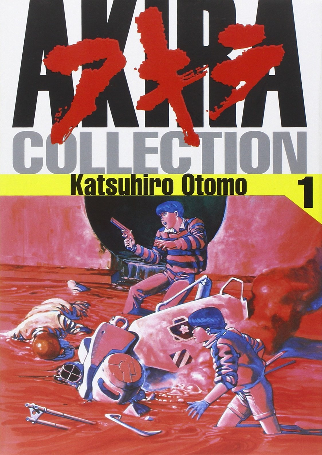 Akira collection: 1 Copertina flessibile – 24 mag 2018 Katsuhiro Otomo Panini Comics 8891269301 DISEGNO