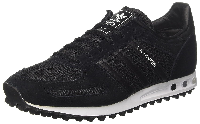 ff27b591a9 adidas la Trainer Trainer Trainer Junior, Sneaker a Collo Basso  Unisex-BambiniNero (Blk
