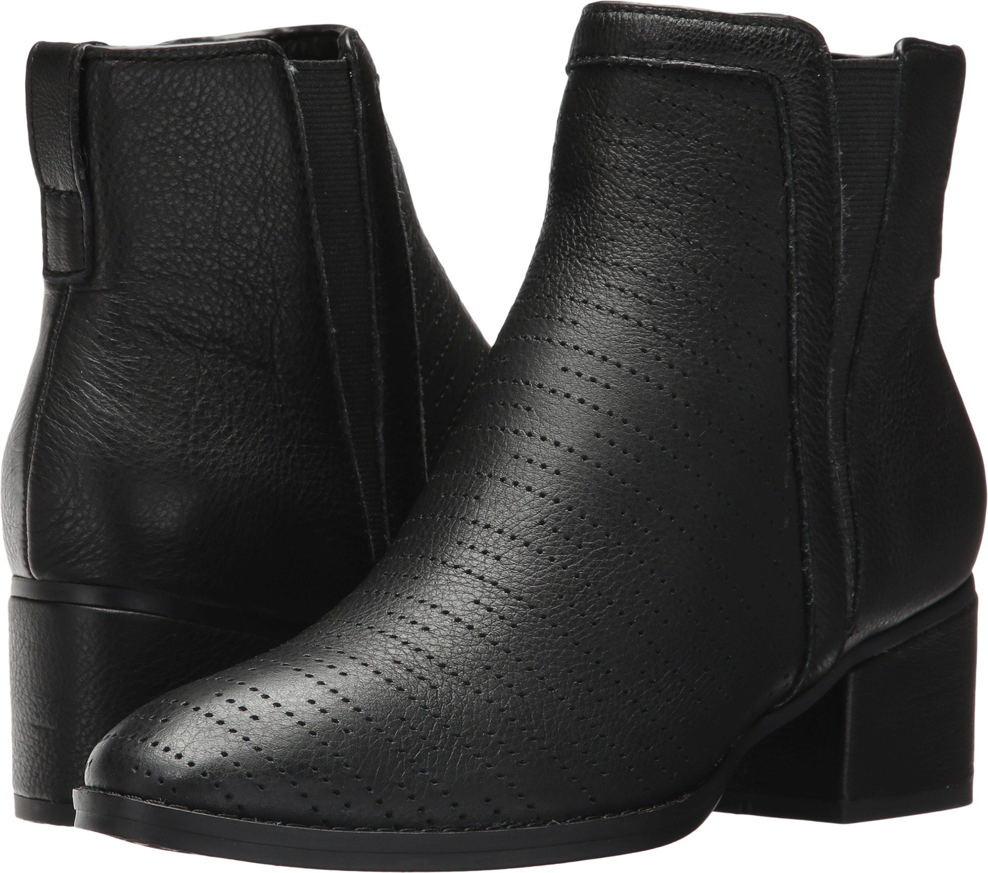 Splendid Women's Rosalie II Ankle Boot, Black, 8 M US