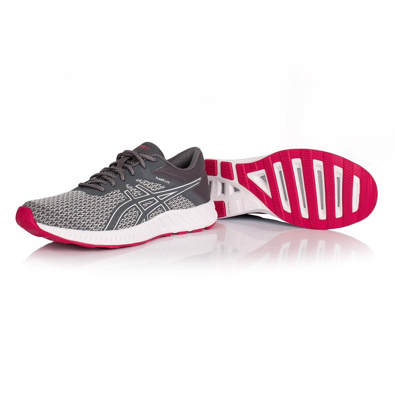 ASICS Women's Fuzex Lyte 2 Running Shoe B0719GWPZ9 7.5 B(M) US|Mid Grey/Carbon/Cosmo Pink