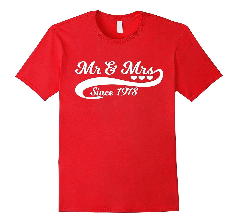 39th Wedding Anniversary T Shirt-CD