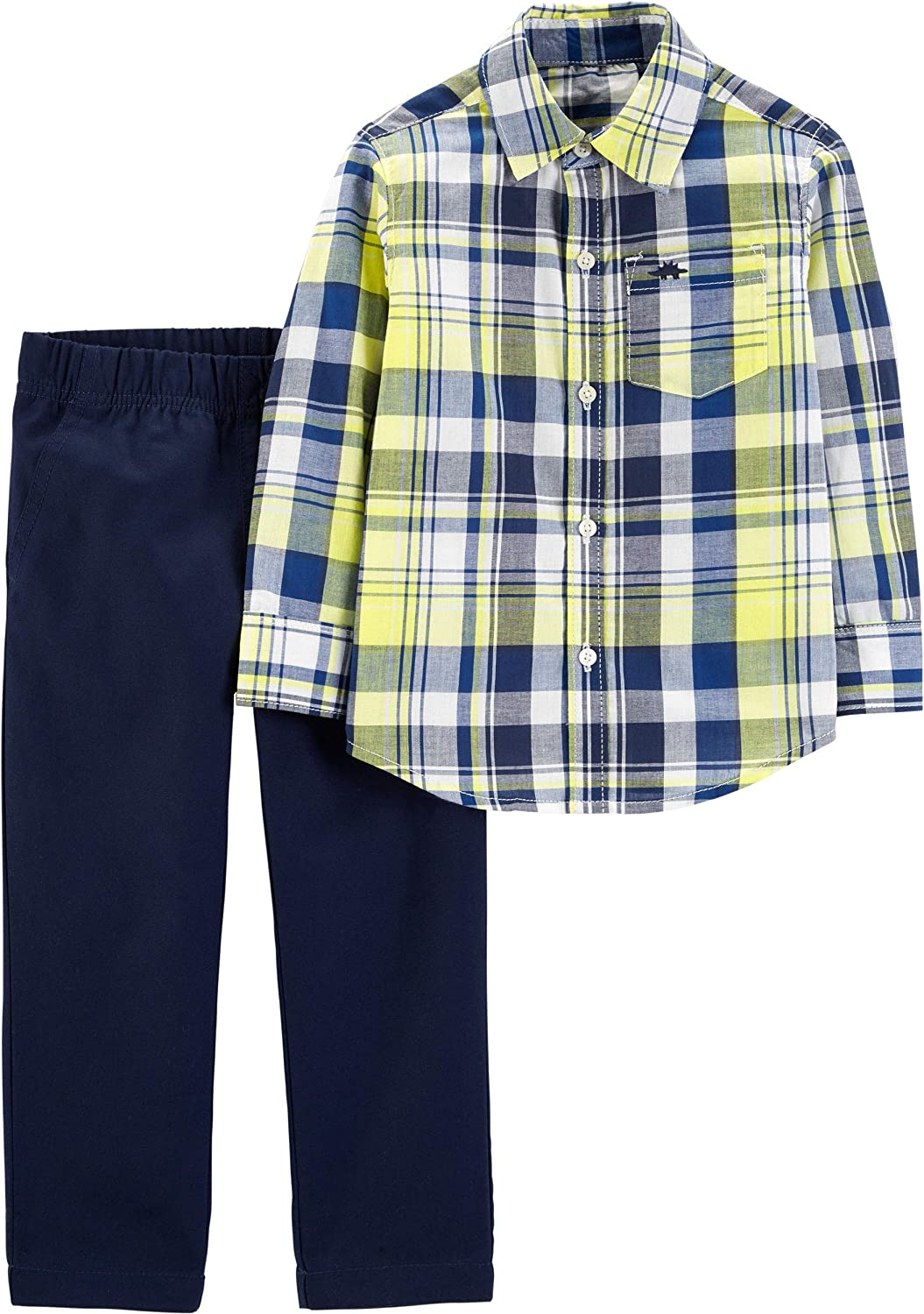 Carter's Baby Boys' Quality inspection 2 Piece Playwear OFFicial shop Sets