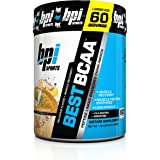 BPI Sports Best BCAA Peptide Linked Branched Chain Aminos, Peach Cobbler, 60 Servings