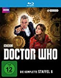 Doctor Who - Die komplette Staffel 8 [Blu-ray]