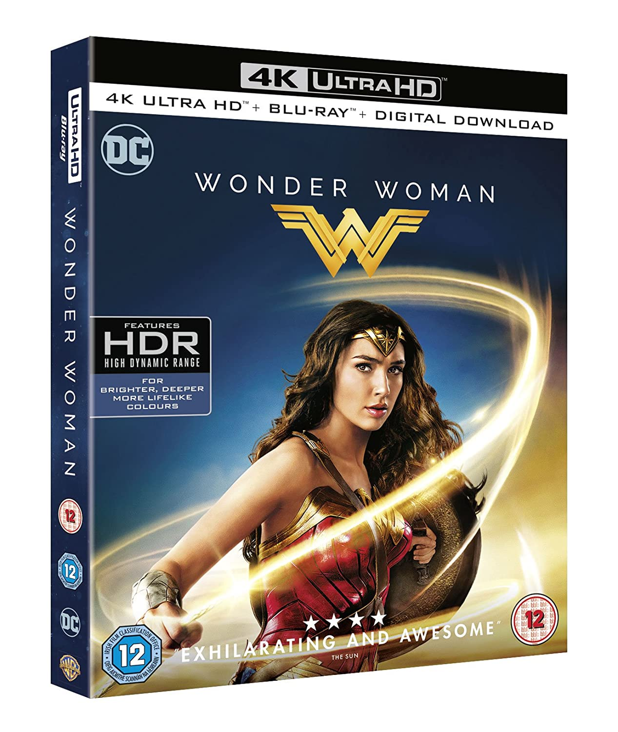 Amazon. Com: wonder woman [blu-ray 3d + blu-ray + digital download.