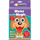 Galt Toys Water Magic Who's Watching you, Colouring Book for Children